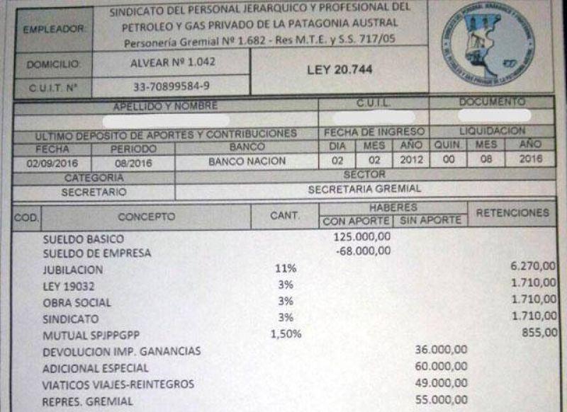 Petroleros Jer�rquicos van a elecciones peleando por una caja, sueldos mayores a 300 mil pesos y beneficios incre�bles