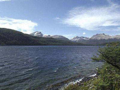 El traslado de la toma del acueducto en lago Musters cuesta $30 millones