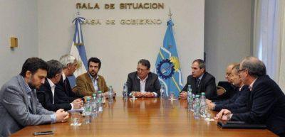 El Gobierno e YPF analizaron inversiones y proyectos de la operadora en Chubut