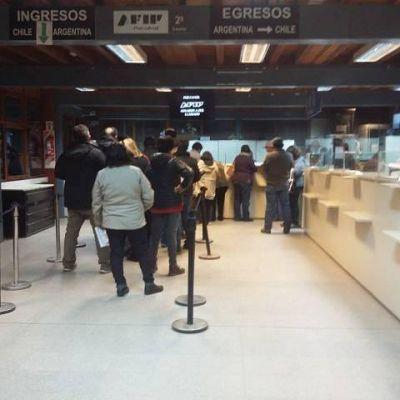 Como son las restricciones que existen actualmente en la Aduana para ingresar mercadería desde Chile