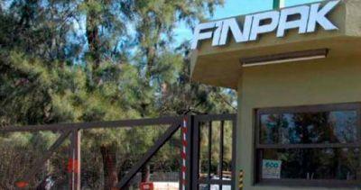 Finpak cierra por dos meses y suspende a todo su personal
