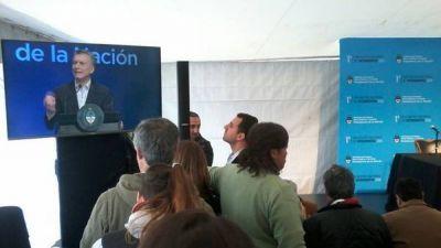 Macri reunió a 1.872 intendentes:
