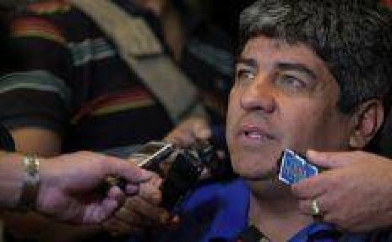Pablo Moyano pidi�