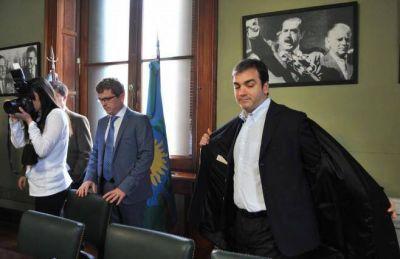 Cenz�n renuncia y Vidal analiza partir el ministerio de Infraestructura