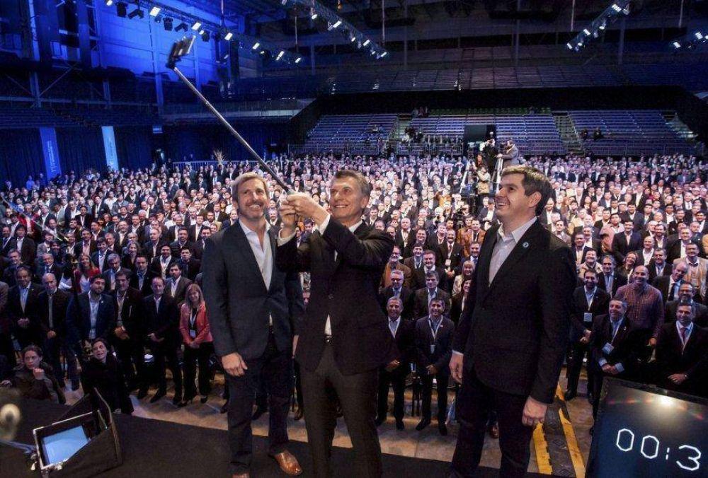 Intendentes salteños, esperanzados con Macri y a la espera de obras