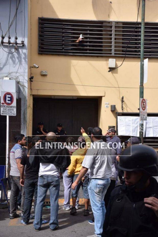 Conflicto UTA-Salta: cinco imputados se abstuvieron de declarar