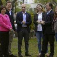 Larreta se reuni� con legisladores del Pro y la oposici�n