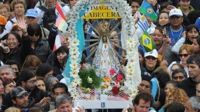 Peregrinaci�n a Luj�n: cientos de personas ya caminan desde Liniers para honrar a la virgen