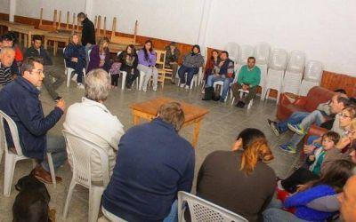 Finalizan desag�es pluviales y cord�n cuneta en zona Hip�dromo