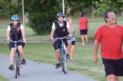 Di Cesare le pidi� a Ritondo no suspender el servicio de los bicipolic�as en Miramar