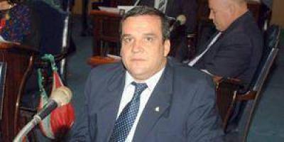 Zárate salió al cruce de lo dicho por el ministro Jorge González
