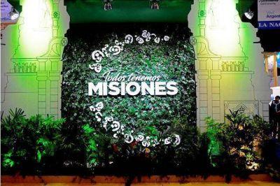 Misiones se luce en la Feria Internacional de Turismo 2016