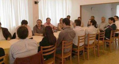 Con miras a 2017, el PRO ya delinea su encuentro en Goya