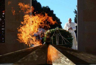 Nagorno Karabakh, el Papa: no dejen de intentar nada por la paz