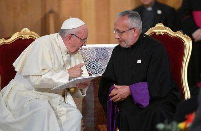"""Bergoglio: ¿visitar Irak? """"Inshallah"""""""
