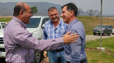 """""""Apostamos al sector ganadero de la provincia"""", dijo el Gobernador"""