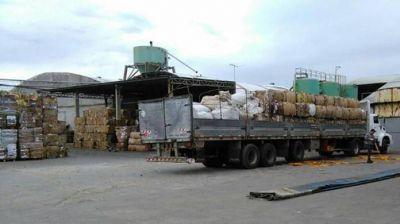 Se recuperaron 19 mil kilos de cartón y papel blanco