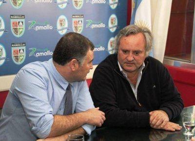 Poletti recibió al ministro de Producción bonaerense