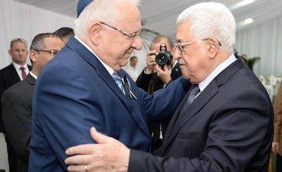 """Fuentes palestinas: """"A pesar de las críticas, Abbas no se arrepiente de su participación en el funeral de Peres"""""""