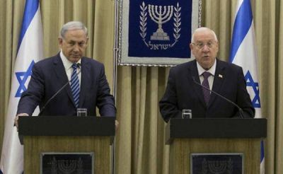 Netanyahu y Rivlin desean a los israelíes un año judío de paz