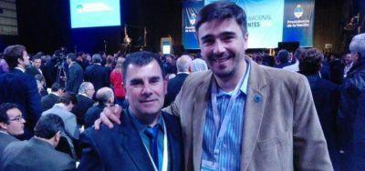 Jefes comunales de la secci�n, entre el Primer Encuentro Nacional de Intendentes y el Foro Nacional de Cambiemos