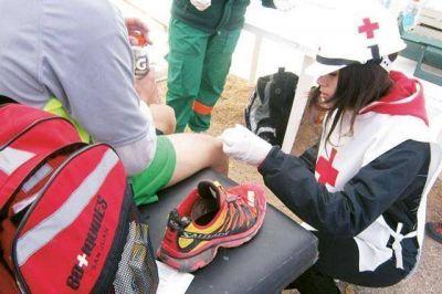 Más de mil sanjuaninos aprendieron sobre primeros auxilios este año