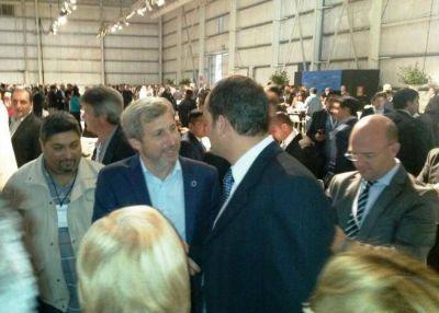Salim participó del encuentro nacional de Macri e intendentes