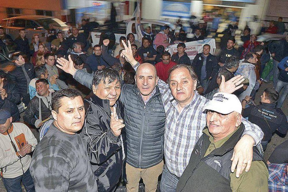 José Llugdar fue reelecto como secretario general del Sindicato de Petroleros Jerárquicos