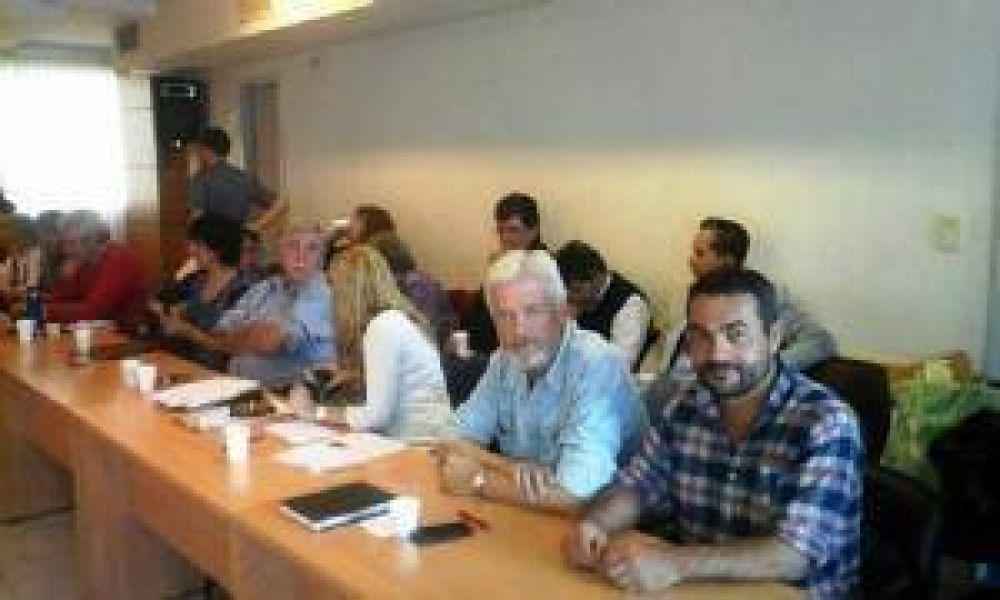 Profesionales de la Salud Pública de Chivilcoy formalizó su adhesión a CICOP
