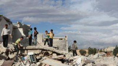 Bombardean el principal hospital en la provincia siria de Hama