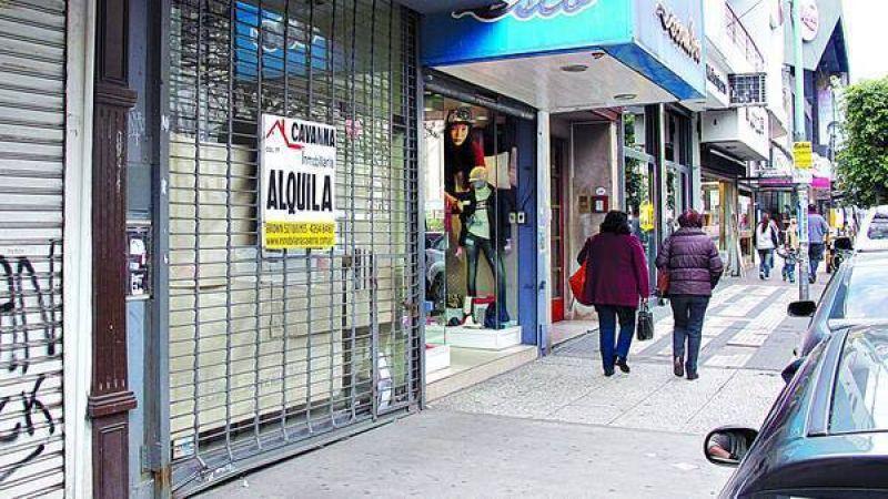 El comercio ya perdió mil empleos en La Matanza