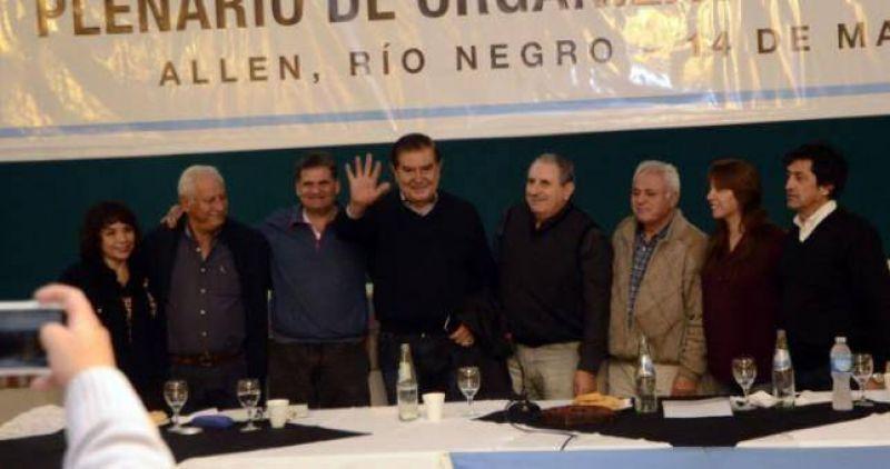 La CGT de Río Negro debate su normalización