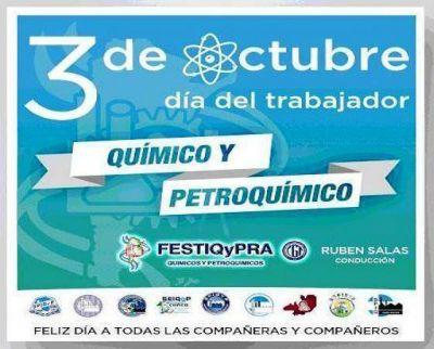 Día del Trabajador Químico y Petroquímico