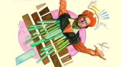 Kazimir Malevich, material sensible