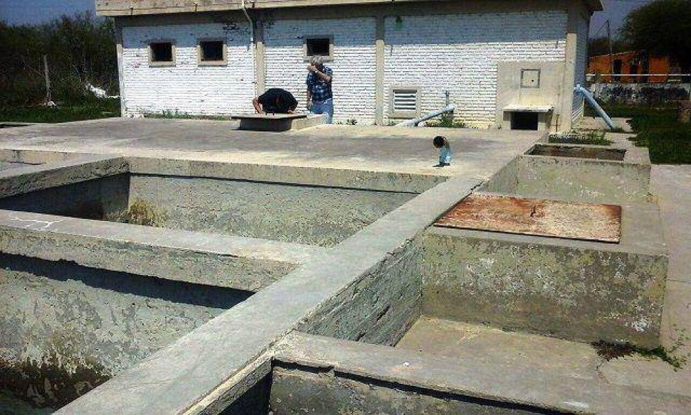 Agua potable: Saliva dijo que la situación de San Hilario es dramática