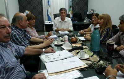 La Atech planteó sus demandas al ministro Farías