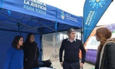 """Marcos Peña supervisará en Posadas el programa """"El Estado en tu Barrio"""""""