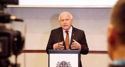 El gobernador va a la justicia por el programa de Lanata