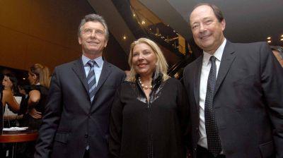 Se reúnen los fundadores de Cambiemos: Macri, Carrió y Sanz estarán juntos en un acto