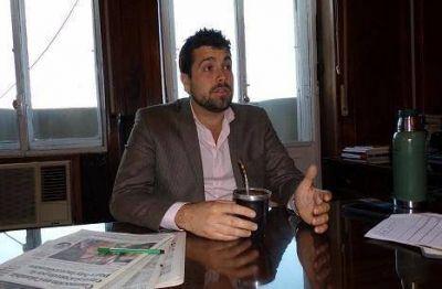 Lucas Delfino: �En Hurlingham contin�an las peores pr�cticas�