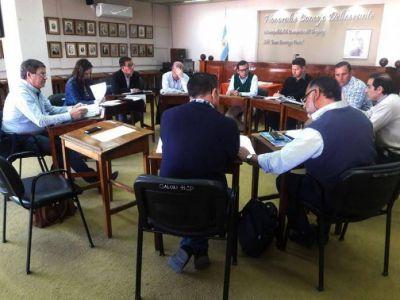 Los concejales analizan ampliación de partidas para el Presupuesto 2016