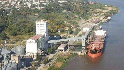 Entre Ríos pidió a Nación obras para poner operativos los puertos