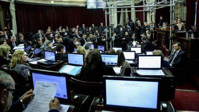 Denunciaron una estafa con el pago de los sueldos en el Senado