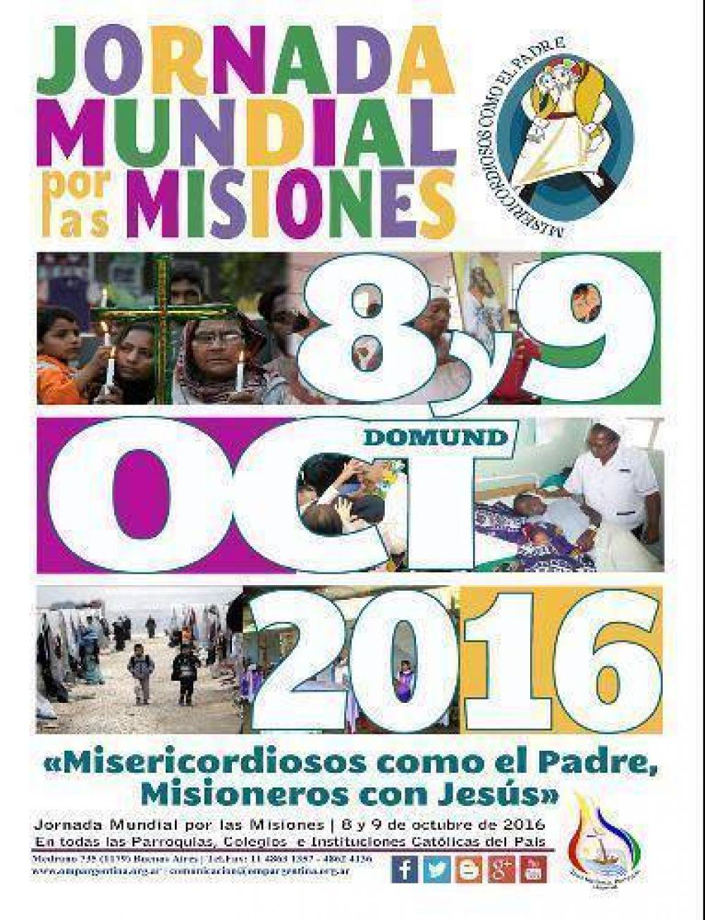 Argentina camina hacia el 5º Congreso Misionero Nacional