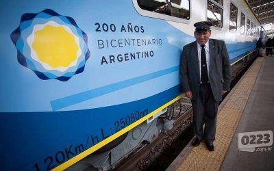 El pr�ximo verano vuelven los trenes a Mar del Plata bajo la �rbita de Naci�n