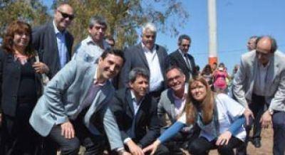 San Martín suma más obras: pavimentos y un futuro centro de salud