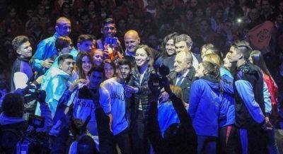 Vidal refuerza su agenda en Mar del Plata ante versiones de una renuncia de Arroyo