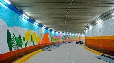 El túnel de calle Córdoba será oficialmente inaugurado el viernes