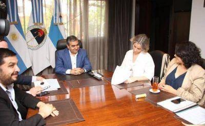 La municipalidad capitalina y el Ministerio del Interior acordaron acciones para transparentar la gestión de Alfaro