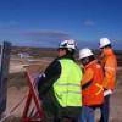 Realizan inspección en emprendimiento minero Cerro Moro